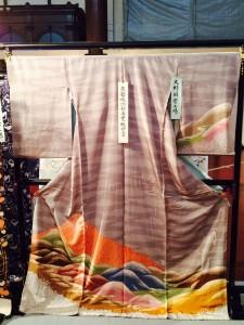 ⑩京都織物卸商業組合賞(大野国染工場)